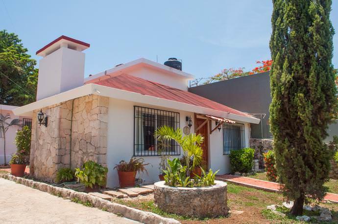 LA TIA SANDIA- hermosa casa para 12 a pocos pasos de la zona hotelera