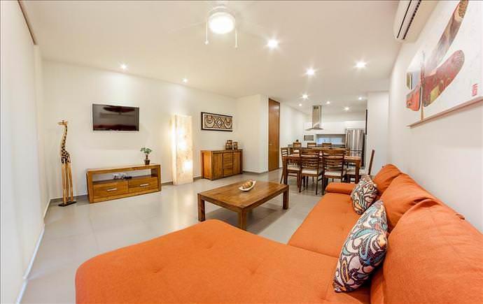 Acogedor condominio 2 habitaciones en un encantador desarrollo
