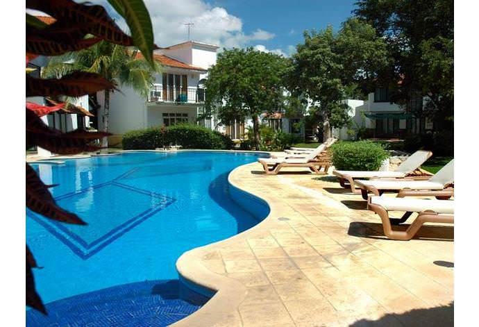 Casa para 6 personas en Playa del Carmen