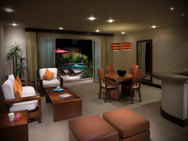 Exclusivo departamento para 5 personas a metros del mar caribe