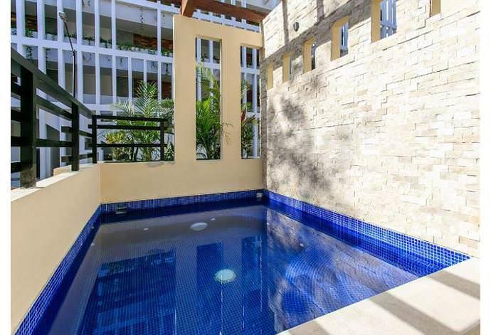 Hermoso condominio para 2 personas en el corazón de Playa del Carmen