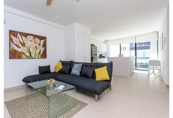 Hermoso y exclusivo apartamento para 5 personas 2 habitaciones