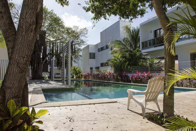 Increíble Casa a unos cuantos metros del mar en Playa del Carmen para