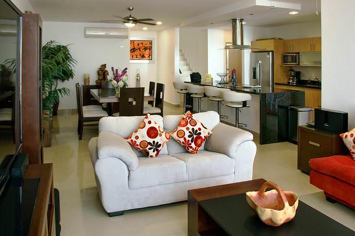 Penthouse divertido y relajante de 2 habitaciones para 7 personas